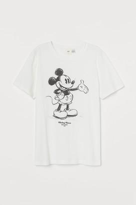 H&M T-shirt with Motif