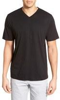 Cutter & Buck Men's 'Sida' Regular Fit V-Neck T-Shirt