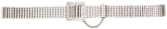 Kate Cate All-Over Studded Buckle Belt