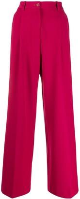 Racil wide-leg trousers