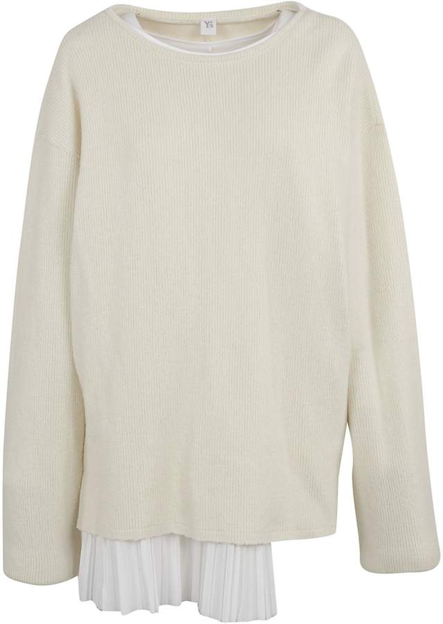 Y's Layered Jumper