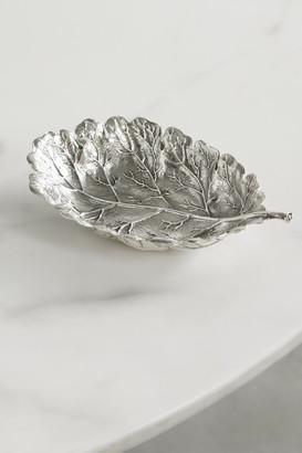 Buccellati Oak Leaf Silver Bowl