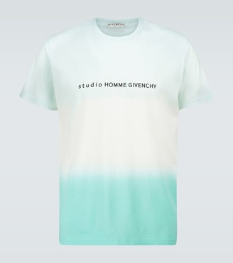Givenchy Studio Homme faded effect T-shirt
