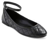 Women's Blossom Ankle Strap Ballet Flats - Merona