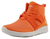 Etnies Beta W's Women Round Toe Synthetic Orange Skate Shoe.