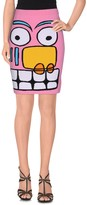 Jeremy Scott Knee length skirts - Item 35309215