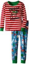 Hatley Moose Be Dreaming Pajama Set (Toddler/Little Kids/Big Kids)