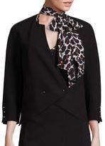 Trina Turk Karyl Cutaway Jacket