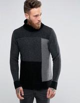 Nudie Jeans Dag Rollneck Sweater
