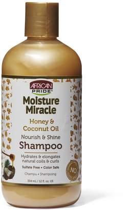 African Pride Moisture Miracle Nourish & Shine Shampoo