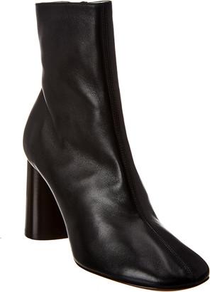 Celine Leather Bootie