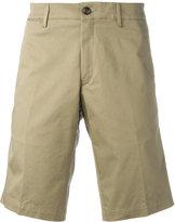 Moncler tailored bermuda shorts - men - Cotton/Spandex/Elastane - 48