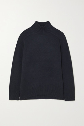 Arch4 Edith Cashmere Turtleneck Sweater - Anthracite