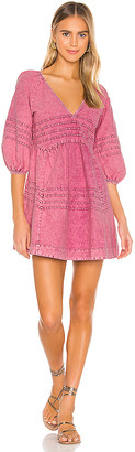 Free People Sweet Surrender Mini Dress. - size M (also