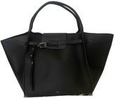 Celine Big Bag Black Leather Handbags