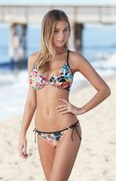 Body Glove Solo Floral D/DD Cup Underwire Bikini Top