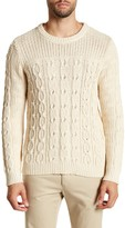 Gant Chunky Cable Knit Sweater
