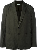Dries Van Noten patch pocket blazer