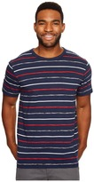 Vans Strikemont II Short Sleeve Crew Top Men's Short Sleeve Knit