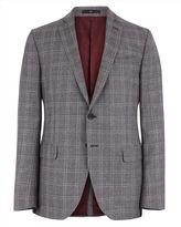 Prince Of Wales Slim Jacket