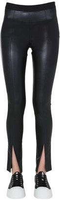 Drkshdw Eco-leather Leggings