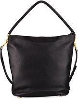 Cole Haan Benson II Bucket Hobo Bag, Black