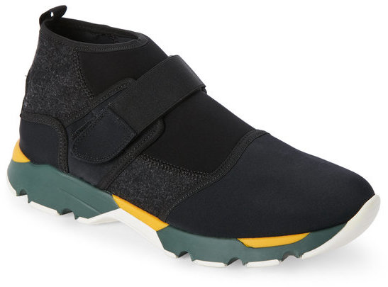 Marni Slip On Running Sneakers