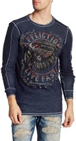 Affliction AC Native Reversible Thermal Tee