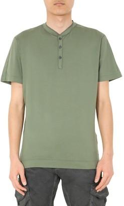 C.P. Company Henley Mako T-Shirt