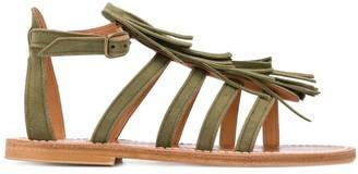 K. Jacques Frega sandals