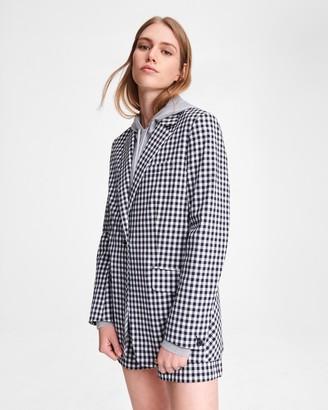 Rag & Bone Ames cotton blazer