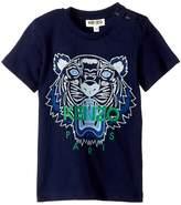 Kenzo Tee Shirt Classic Tiger Girl's Clothing