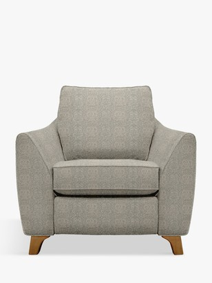 G Plan Vintage The Sixty Eight Armchair with Footrest Mechanism
