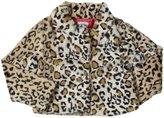 Petit Lem Animalicious Leopard Jacket (Toddler/Kid) - Brown-2/3
