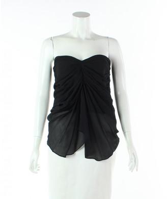 Etoile Isabel Marant Black Silk Tops