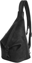 Scully Travel Sling Backpack - Leather