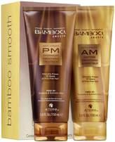 ALTERNA Haircare Bamboo Anti-Frizz AM/PM Starter Kit