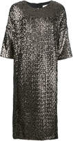 A.F.Vandevorst sequin T-shirt dress