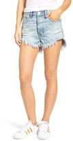 One Teaspoon Women's Outlaws Denim Shorts