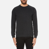Ps By Paul Smith Crew Neck Jumper Grey