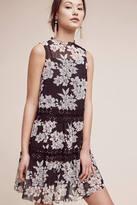 Moon River Florette Mockneck Dress