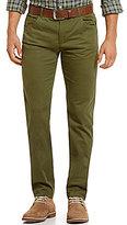 Beretta 5-Pocket Gabardine Chino Pants