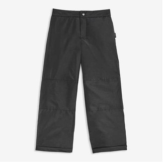 Joe Fresh Kid Boys' Snow Pants with PrimaLoft, JF Black (Size M)