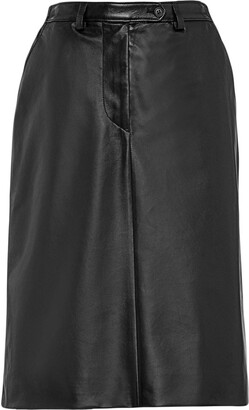Prada Straight-Fit Knee-Length Skirt