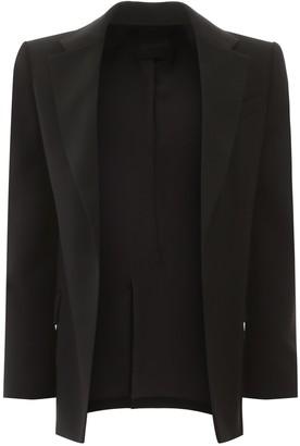 Valentino Single-Breasted Tailored Blazer