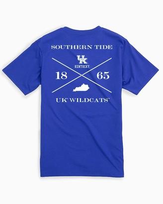Southern Tide Kentucky Wildcats Short Sleeve T-Shirt