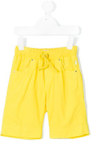 Il Gufo drawstring shorts - kids - Cotton/Spandex/Elastane - 2 yrs