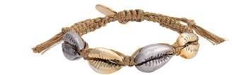 Venessa Arizaga mixed shell bracelet