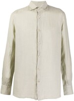 Thumbnail for your product : Glanshirt slim fit French collar shirt
