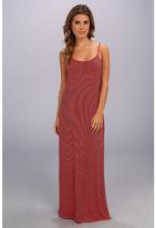 Splendid Cami Maxi Dress - Stripe